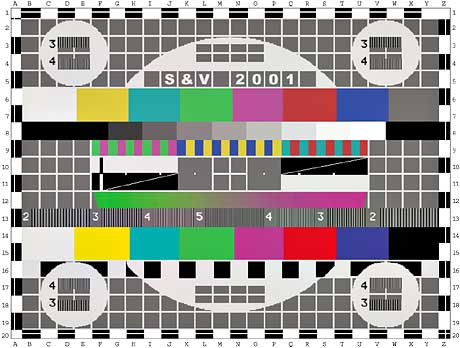 Тестовые Таблицы Для Настройки Телевизора