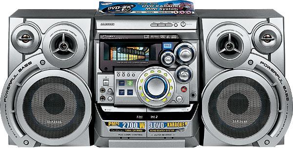 Музыкальные центры   Samsung MAX-KD110 d444f5884e9