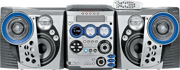 Philips FW-M777