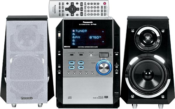 Panasonic SC-PM29E