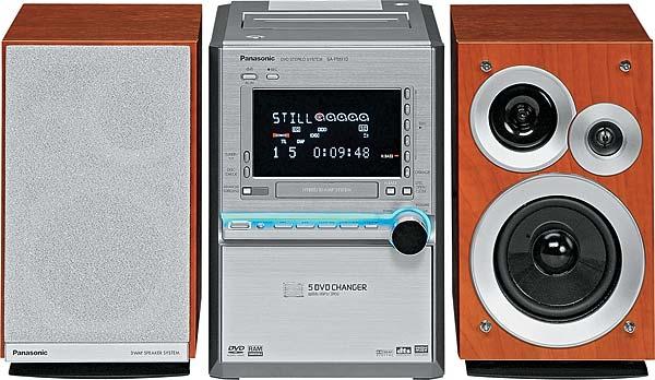 Panasonic SA-PM91D