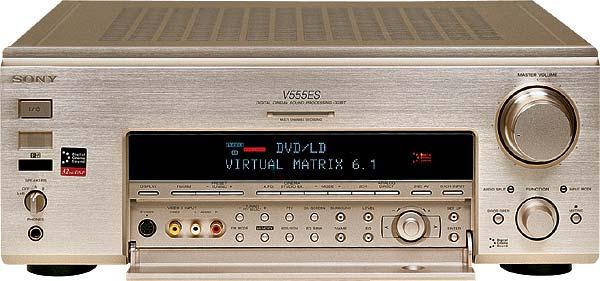 AV-ресиверы : Sony STR-V555ES